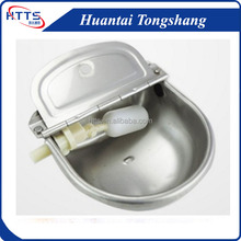 Stainless steel cattle drinking water bowl for cow
