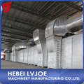 LVJOE gypsum board production line capacity 3000 m2 per hour