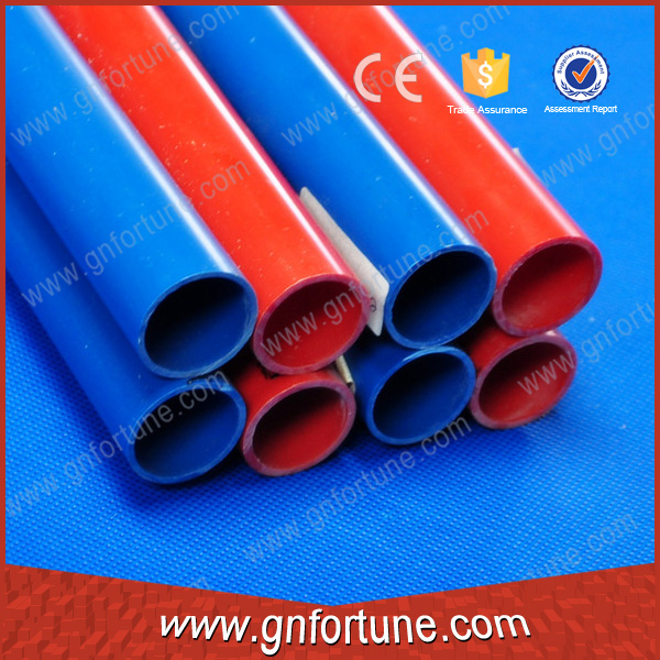China factory supply red pvc pipe electrical