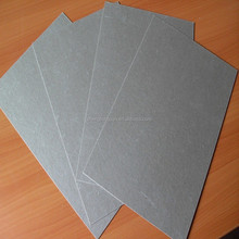 Mica high voltage thermal insulation pad for heating plate