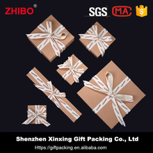 All Types Of Professional Custom Gift Jewelry Paper Box