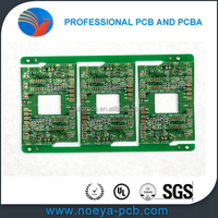 Power bank double side pcb layout manufacturer, customized watching TV printed circuit board