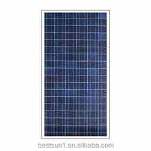 Factory Price High Efficiency High Quality pv solar panel 150w