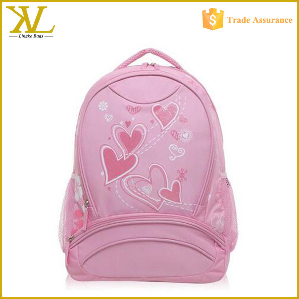 Best Selling Fashion Lovely Colorful Kids School Backpack Bag, Kids Picture Of School Bag