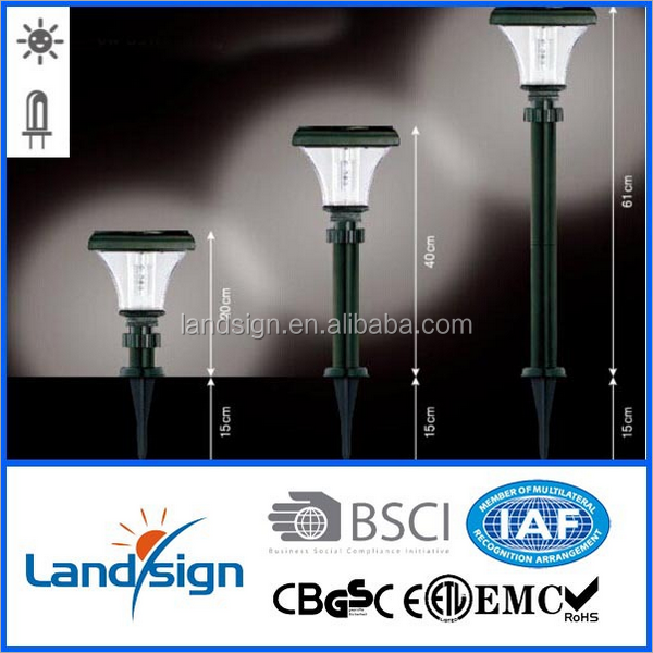 XLTD-907B China manufacturer Outdoor LED Garden light solar power camping lamp
