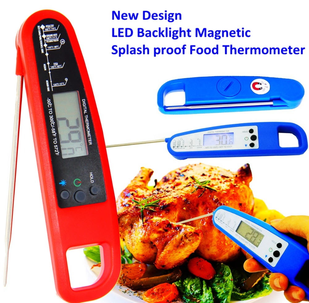 Modern hot sell meat thermometer digital remote