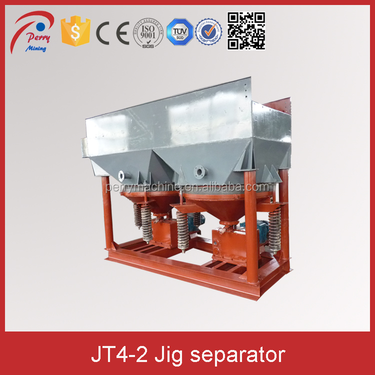 Tin Mineral Tin Jigger Separator To Collect Tin Concentrate