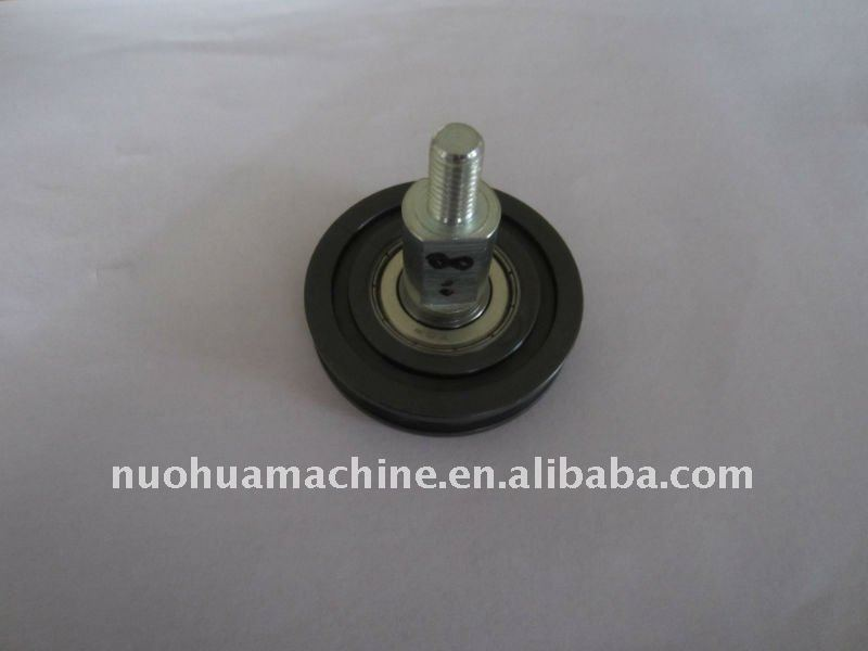 plastic elevator parts rollers