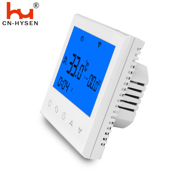 Home appliance digital temperature controller LCD display thermostat for water floor heating