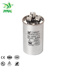 cbb65a 1 air conditioner capacitor AC Motor Start Capacitor SH UL CE TUV ROHS Motor Run Start Capacitor