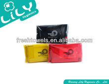 lemon scented sanitary wipes/ moist hand wipes/personal sanitary wipes