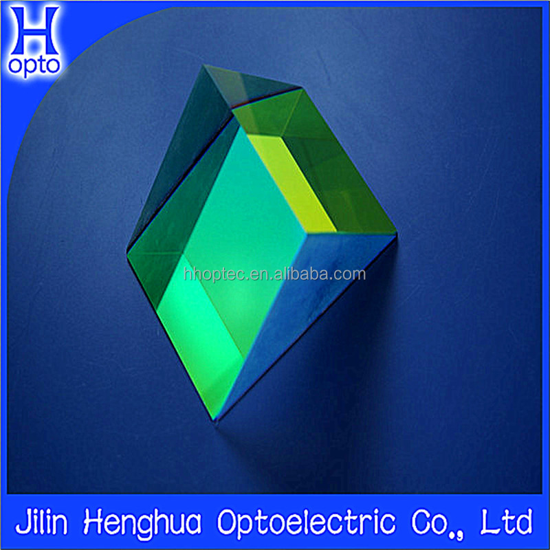 Optical Glass Prism Right Penta Angle Prism Bevel