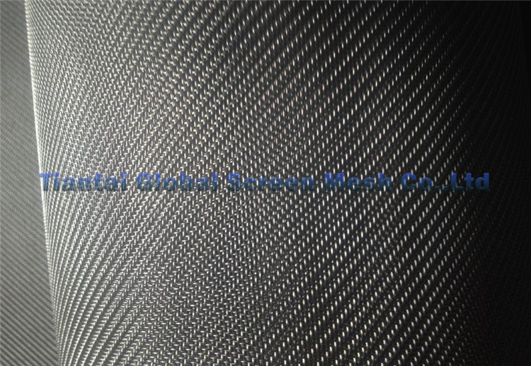 Stainless Steel 304 Twill Weave Heating Wire Mesh