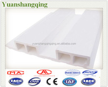 Strip Ceiling Tile Shape and Integrated Ceilings Feature pvc ceiling and WPC wall panel
