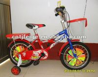 16 Red Children bike