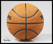 Promotional PVC leather Laminated Basketball