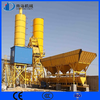 High quality portable ready mix concrete cement batch plants on sale