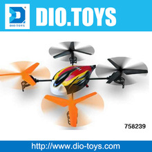 Cheap 2.4G 4CH quadcopter rc flying insect toy airplane for sale