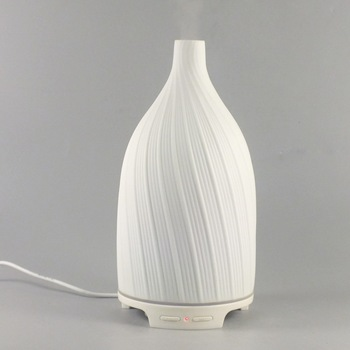 Hot Sell Ceramic Electric White  Ultrasonic Aroma Diffuser