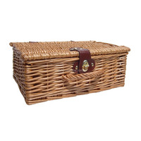 Hot Sales Rectangle Wicker Basket Use