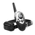 Waterproof LCD Pet Dog Training Collar Rechargeable 1000m Remote Electric Tool