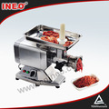 120 kg/h Restaurant Commercial Small Meat Cutting Machine/meat bone grinder