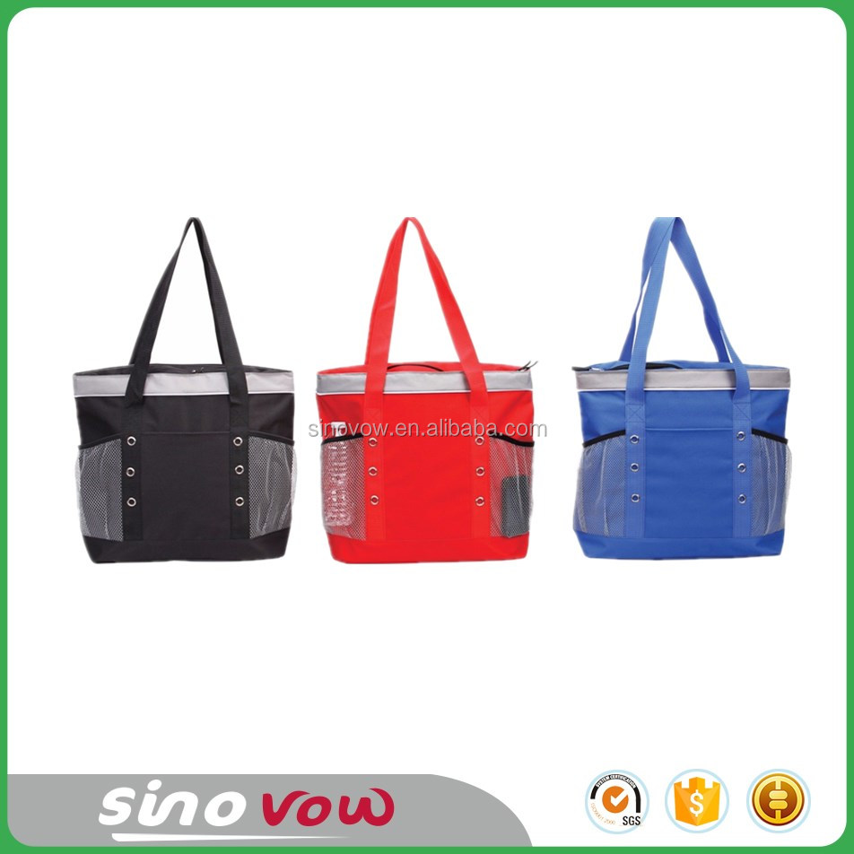 Outdoor Cooler Tote Grocery Farm Market Perfect Shopping Fashional Beach Bag