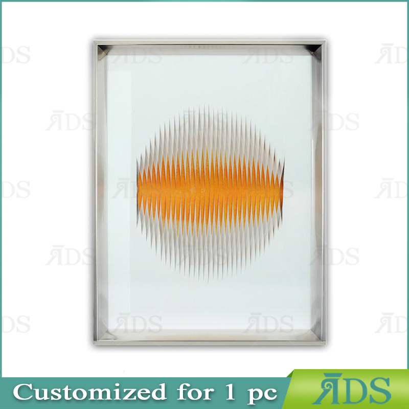 Framed handmade 3d wall <strong>art</strong> for home decoration