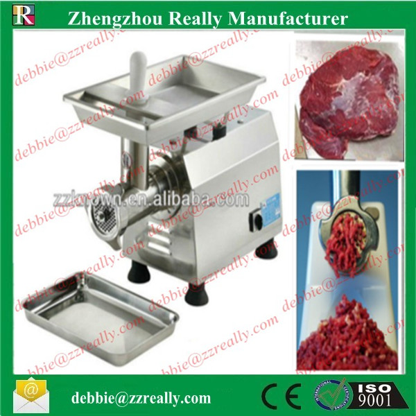 stainless steel electronic meat mincer