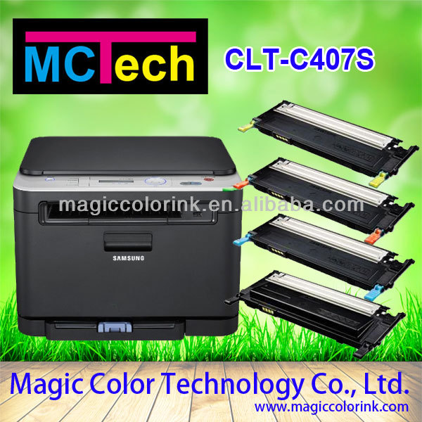 Compatible Samsung CLT-C407S Toner Cartridge CLP 325