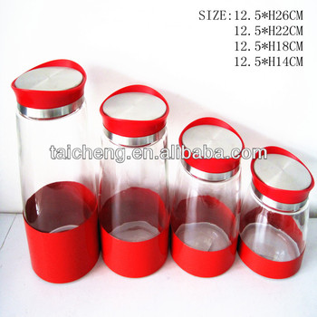 round glass jar with cork lid giant glass jar shaped glass jars