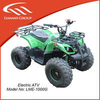 electric buggy 4 wheeler for sale with fashion shape 1000w