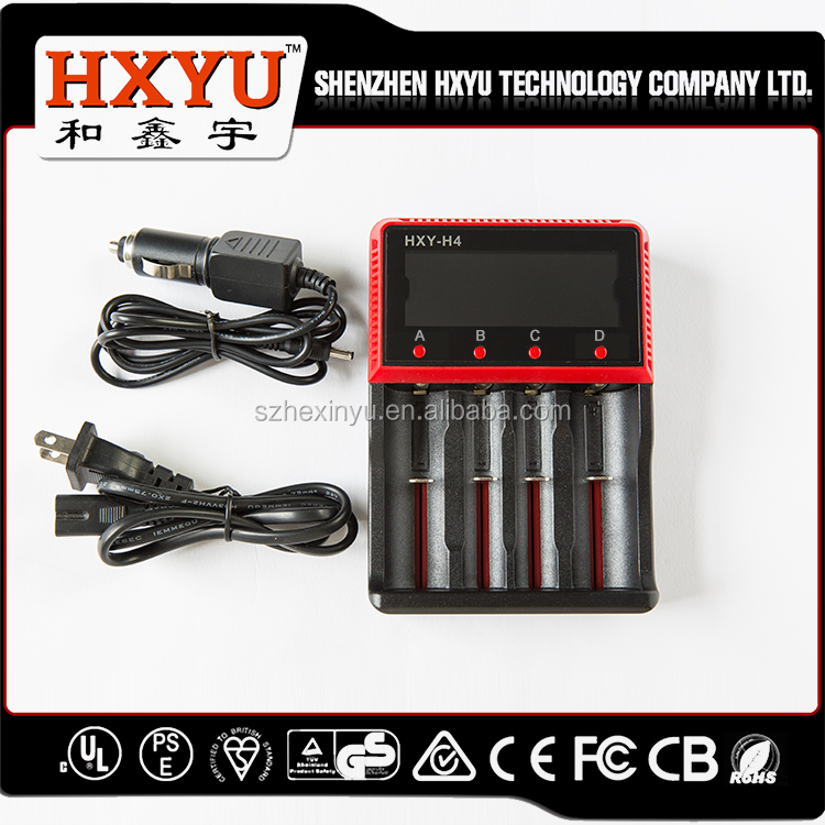 18650 battery charger 24v Multi function Li-ion / NiMH/NiCd with LCD display