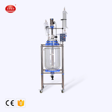 High Efficiency Glass Chemical Reactor 100L