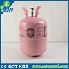 25LB R410a gas used for small chillers with red bottle