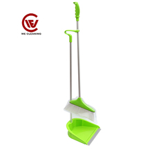 Easy house cleaning broom dustpan set/design broom and dustpan