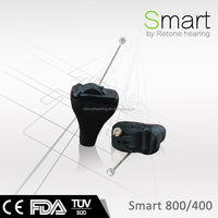 High quanlity Digital CIC Hearing Aids with Acou-tap Memory Switch