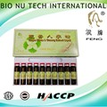 Health food make people energetic ginkgo & ginseng extract liquid