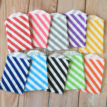 small Candy Stripe paper bags Itty Bitty Bags party bag