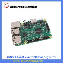 New Raspberry Pi Model 3 B with wi-fi and bluetooth Raspberry pie 3 generation of type B for Arduino