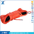 J-MAX 12 strand J-MAX synthetic towing winch rope for 4x4 recovery