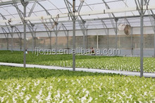 Black white panda film used commercial greenhouses