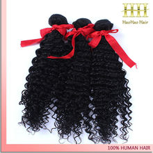 Free Sample 7A grade top quality long lasting mongolian curly hair weave