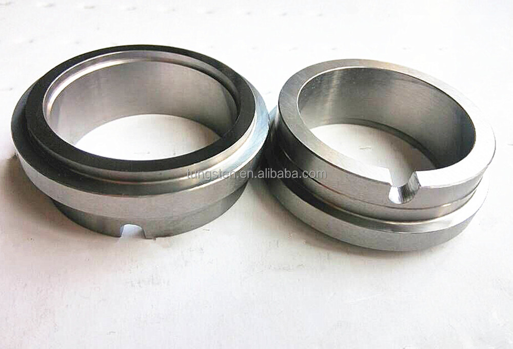 hard alloy/cemented carbide wc seal wear ring