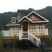 SUPER LOW Cost Prefab Garden House, Economical Mobile Wooden House