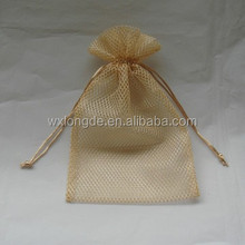 net(mesh)bags/net(mesh) pouches/jewelery bags/fashionable bags/ giftbags/packaging/drawstring bags/cosmetic bags