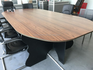 Cheap price 8 years warranty durable compact executive office furniture table designs