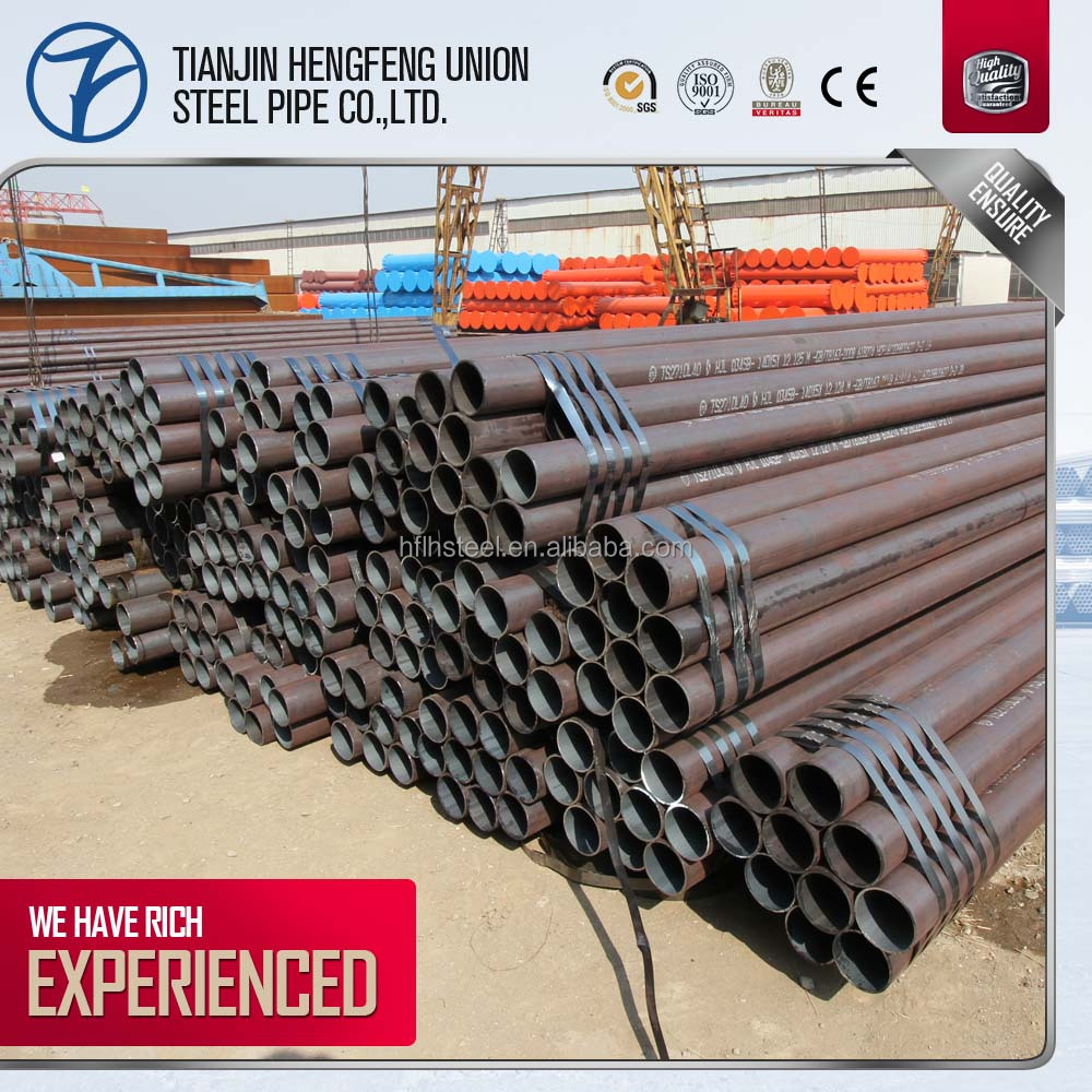 china manufacturing seamless carbon steel pipe for oil and gas transport