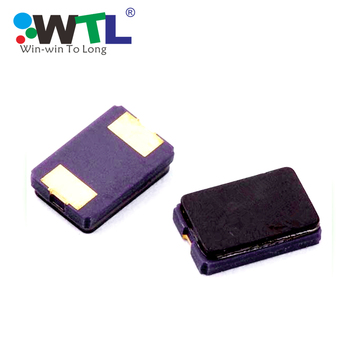 WTL 5.0*3.2 Glass 2 Pads 20ppm 18pF 16MHz Crystal 5032