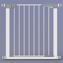 Indoor Cheap Metal Security Adjustable <strong>Safety</strong> Folding Retractable Baby Gate
